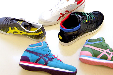 Onitsuka Tiger Limited Releases
