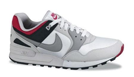 Nike Air Pegasus 89 Retro - White / Black / Grey / Pink