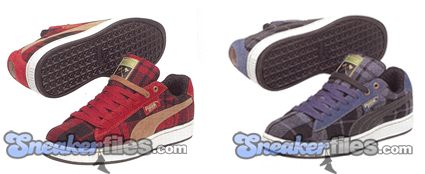 Puma Basket II - Flannel Pack