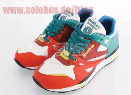 Sneakersnstuff x Reebok SNS5000