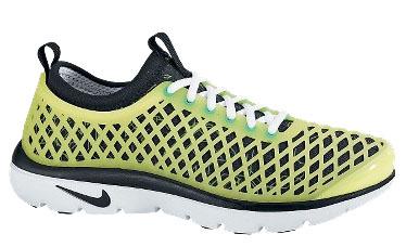 Nike Air Rejuven8 LE - Volt / Black - Green Spark