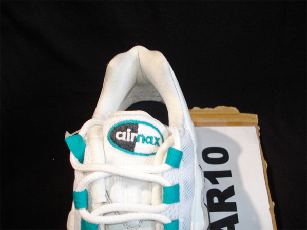 new style 71016 0586b Fake Air Max 95 s on ebay, but 100% authentic  (Pics)   NikeTalk