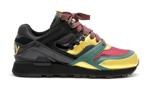 David Z x Saucony Run Away Pack - Part III