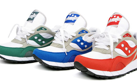 Rivington Club x Saucony Shadow 6000