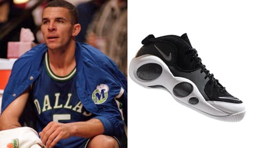 NBA Draft x Sneaker Files: Best Draft Picks of All Time Number 10 - Jason Kidd
