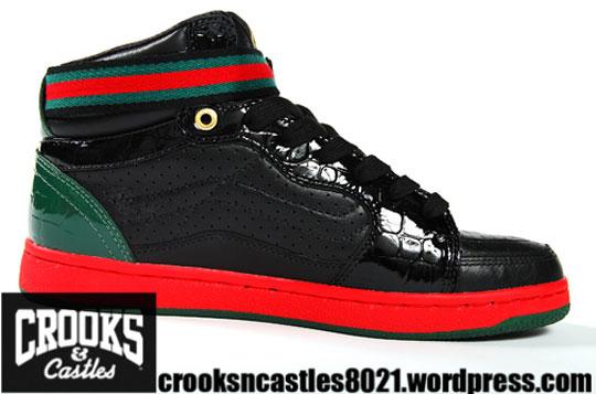 Vans x Crooks and Castles