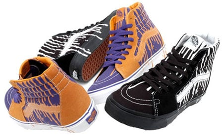 Vans - Fall 2008 Collection