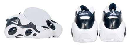 Nike Air Flight 95 - White / Navy