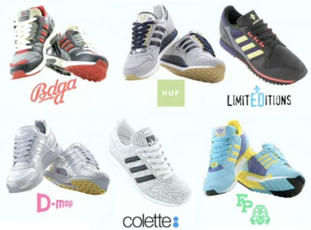 Adidas aZX A To H Collection