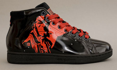 Universal Pictures x Adidas Hellboy II Stan Mid