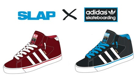 Slap Magazine x adidas Skateboarding Final Vote