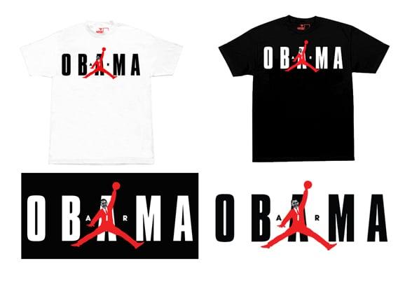 Air Bama: Barack Obama - Jordan T-Shirt