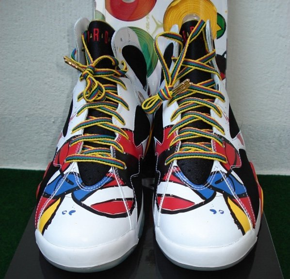 nike air jordan 7 retro miro olympic