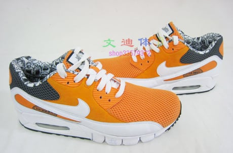 Nike Air Max 90 Current - Kevin Lyons Artist Edition