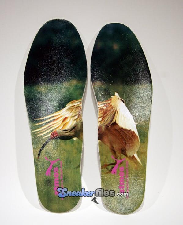 Puma x Atmos x Mitsuaki Iwago – Crested Ibis