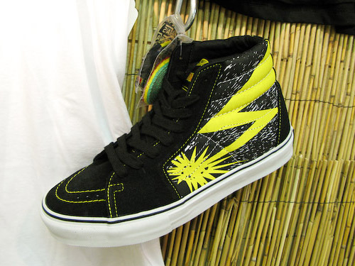 Vans x Bad Brains Collection