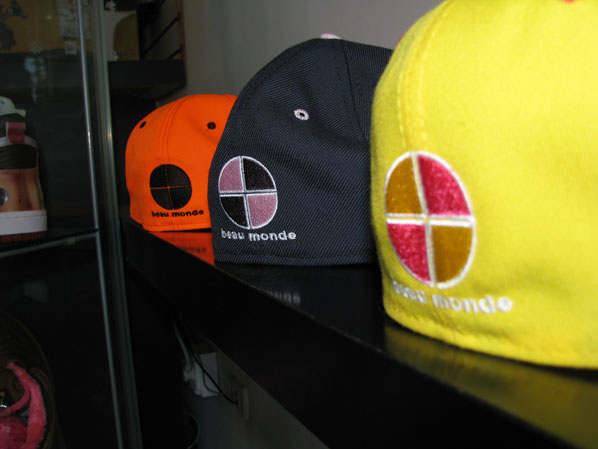 New Beau Monde x New Era Collabo Fitted Hats