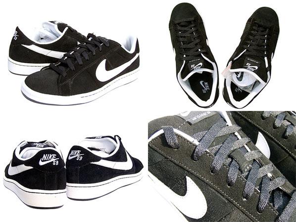 Nike SB Zoom Classic - Black / White