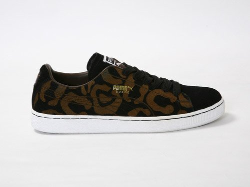 Puma Suede Jungle Leopard Pack