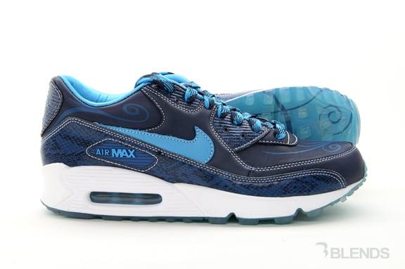 Nike Air Max 90 Chicago and Air Max 95 Miami Vice