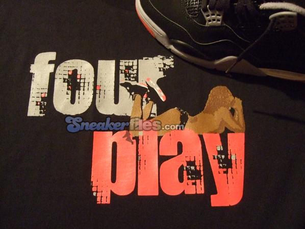 Vandal-A Four Play T-shirt