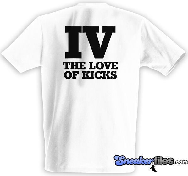 IV The Love of Kicks by Bobby Fresh