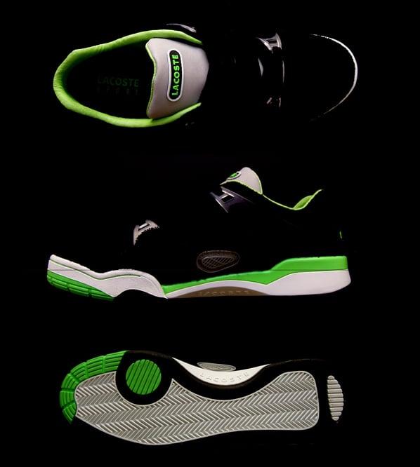 Solebox x Lacoste Tennis 91
