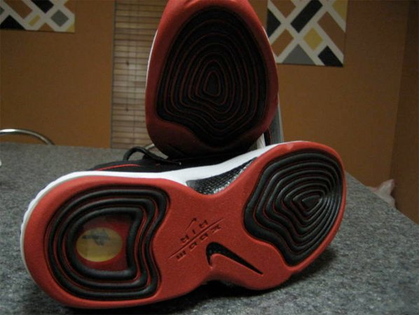 Nike Penny II (2) Retro - Black   Red   Maize  75d40c6ec6