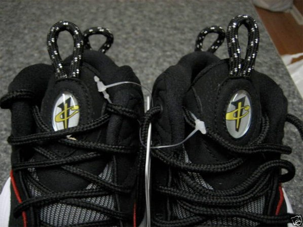 Nike Penny II (2) Retro - Black / Red / Maize