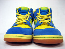 best service be1d1 81d16 Nike Dunk High Pro SB - Marge Simpson