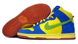 Nike Dunk High Pro SB - Marge Simpson