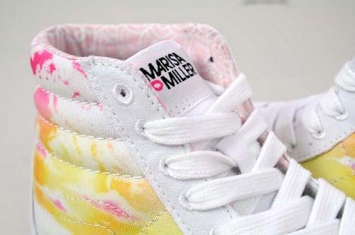 Marissa Miller x Vans