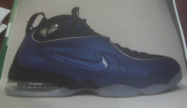 Nike Air 1/2 Cent Penny Hardaway Fusion