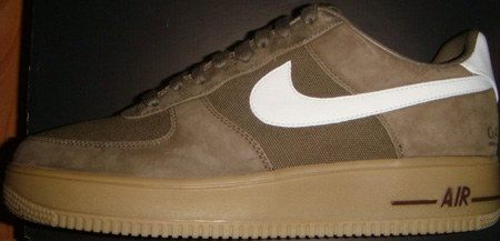 Nike Air Force 1 Low WP Caramel Chocolate
