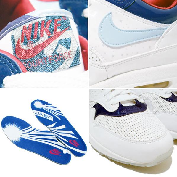 Nike Air Max 1 Premium Star Festival Pack