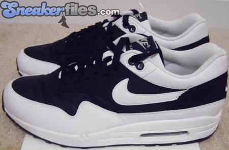 Nike Air Max 1 Sample Black / White Tuxedo