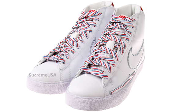 nike blazer high sneakers