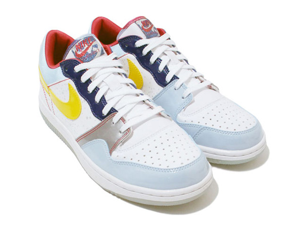 Nike Court Force High and Low Star Festival Pack