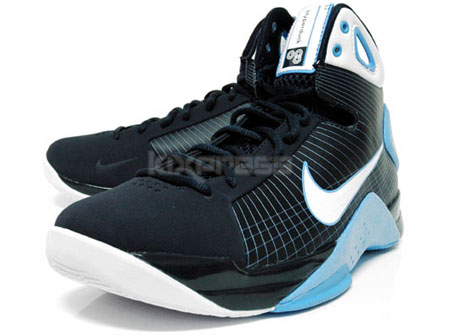 41b187c640ff Nike Hyperdunk Dark Obsidian   White - University Blue