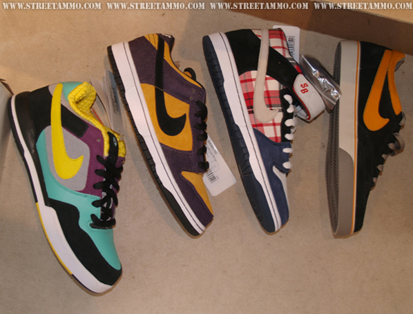 Nike SB 2009 Spring Preview: Dunk, Blazer, Veloce, P-Rod II and More