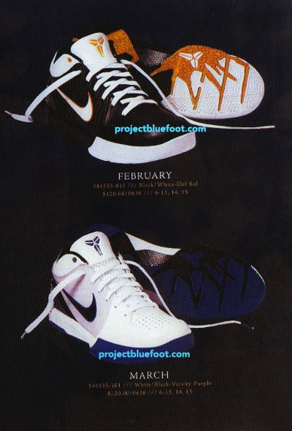 Nike Zoom Kobe 4 (IV) First Look