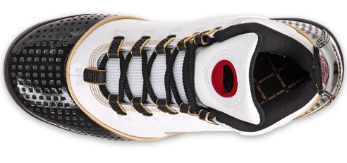 Nike Zoom Soldier II (2) Remix White / Black / Gold