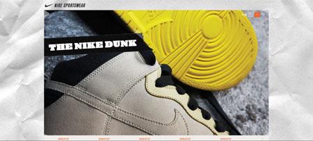 Nike Sportswear Website Launched