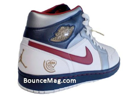 Air Jordan I (1) - Olympic Team USA