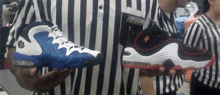 96f4eed8e6c4 Nike Penny II Retro - Black   Red   Maize and Nike Air Penny III Retro