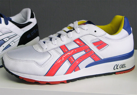 Asics GT Gel - Pink / Yellow / Blue