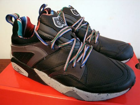 Puma Blaze of Glory 1968 Mexico