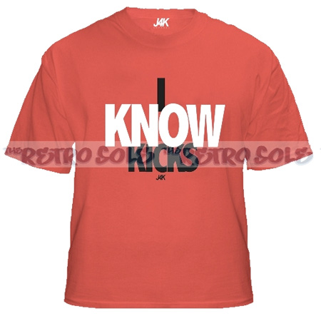 J4K Apparel Sneaker Inspired T-Shirts Round 3