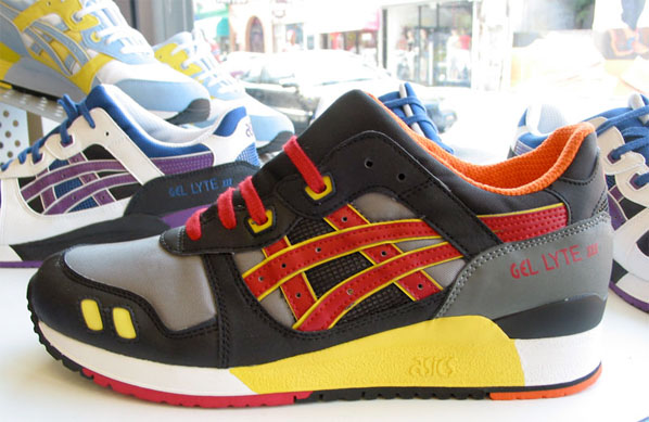 Asics Gel Lyte III Summer Collection