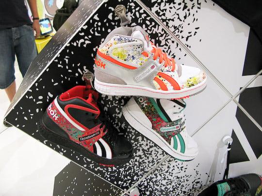 Reebok Spring 2009 Lineup
